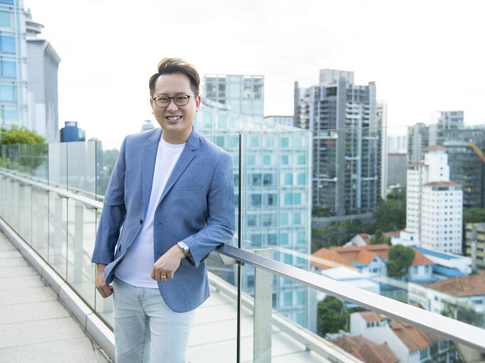 Steve Chen Profile 2