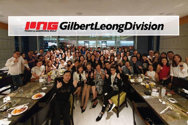 Gilbert Leong Division