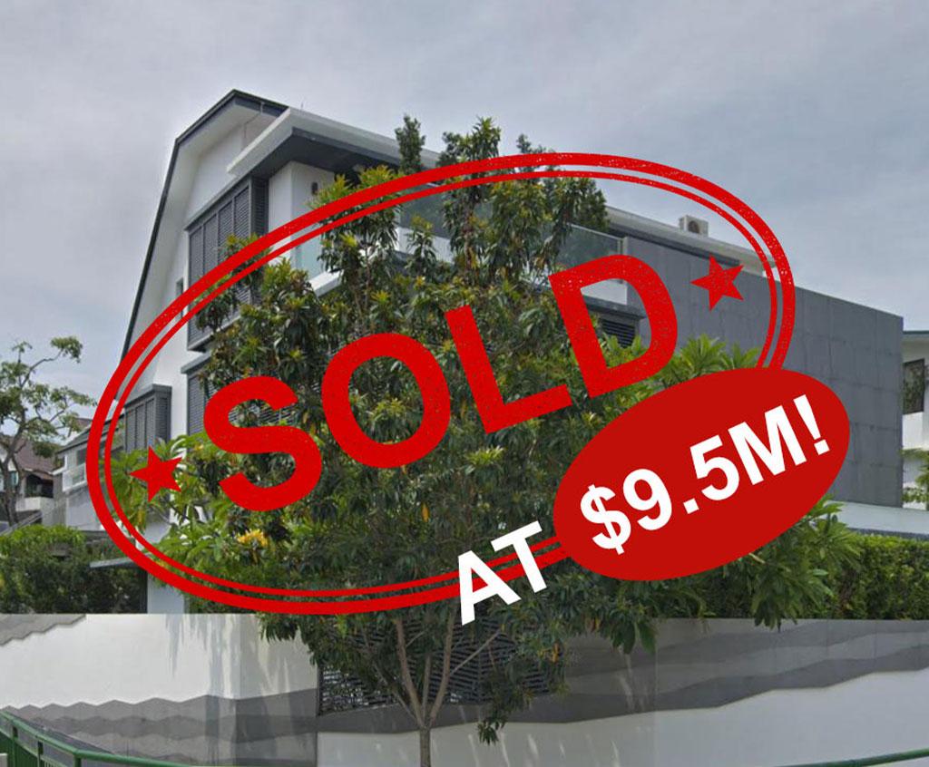 Landed Property Sold - Chris Pang