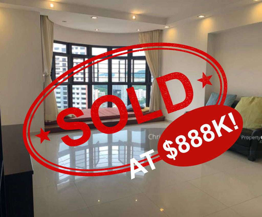 Resale HDB Sold - Chris Pang
